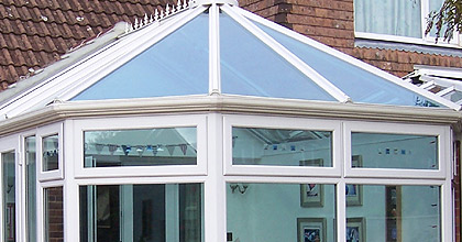 conservatory windows and doors repaired